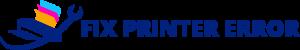 Fix Printer Error Logo